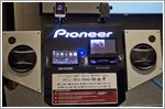 Pioneer unveils four new Z-Series multimedia receivers for 2017 in Singapore