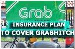 Insurance plan to cover Grab's carpool service