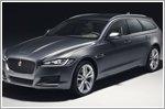 Andy Murray reveals new Jaguar XF Sportbrake