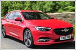 Vauxhall Insignia Sports Tourer now on sale in the U.K.