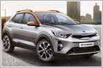 Kia Stonic is an attractive compact crossover