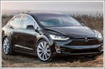 Tesla Model X achieves five-star crash rating in every category