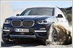 BMW presents third generation X3