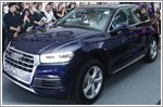 New Audi Q5 launches in Singapore