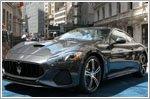 New Maserati GranTurismo debuts in New York