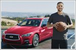 Infiniti partners with Stephen Curry