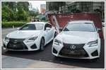 Lexus collaborates with Michelin Guide Singapore as official car partner