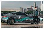 Panasonic Jaguar Racing to debut electric street racing at New York Formula E