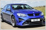 Vauxhall introduces the VXR8 GTS-R in the U.K.