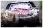 Peugeot 'Dream Team' continues to lock out the front of the Silk Way Rally