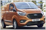 Ford introduces the new Transit Custom one-tonne commercial vehicle to Europe