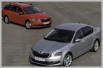 Skoda Octavia and Superb SE Tech get new engines