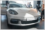 Porsche debuts the new Panamera Executive models