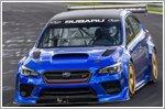 Subaru WRX STI sets sub-seven minute lap