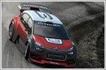 Three Citroen C3 WRCs tackle Rally Finland