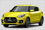 New Suzuki Swift Sport to debut at 67th Frankfurt Motor Show