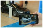 BMW i Augmented Reality Visualiser available in Singapore on Asus ZenFone AR