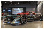Panasonic Jaguar Racing unveils Invictus Games livery of Jaguar I-TYPE in Canada