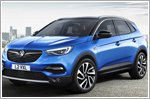 Staying safe and alert with the all new Vauxhall Grandland X