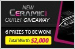 Ceramic Pro vouchers worth up to $2,000 to be won!