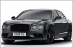 Bentley reveals the Flying Spur V8 S Black Edition