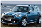 2017 MINI Countryman awarded Top Safety Pick by IIHS
