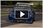 Watch Subaru set a Nurburgring lap record