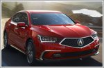 2018 Acura RLX set for its premiere at the Monterey Automotive Week