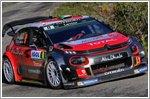 Return to tarmac for the Citroen C3 WRCs