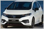 Honda reveals new look and engine for the Jazz