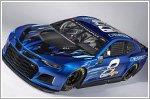 Chevrolet unveils 2018 Camaro ZL1 NASCAR Cup race car in Detroit