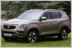 All new SsangYong Rexton to arrive in the U.K. this October