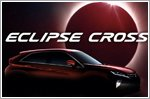 Mitsubishi Eclipse Cross and a total solar eclipse