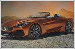 BMW unveils the BMW Concept Z4 and Concept 8 Series at Pebble Beach