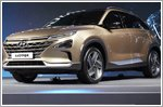 Hyundai offers a glimpse into its next generation fuel cell SUV