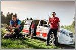 Mercedes-Benz Vito Tourer for mountain rescuers