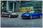 Maserati unveils Ghibli GranLusso and Gransport