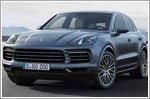 World premiere of the new Porsche Cayenne