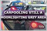 Moonlighting or not? 'Social carpooling' still a grey area