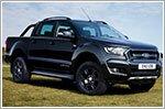 New Ford Ranger Black Edition makes debut