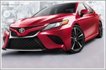 All new Toyota Camry ignites the senses