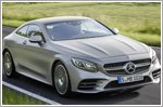 Mercedes-AMG updates S-Class Coupe and Cabriolet