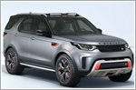 Ultimate all-terrain Land Rover Discovery SVX heads up updated Discovery range