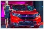 2017 Honda CR-V lands in Singapore