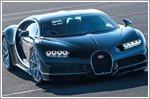 Bugatti Chiron sets world record for fastest 0-400-0km/h time