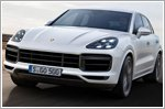 The new Porsche Cayenne Turbo raises the bar for SUV performance