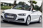 New Audi A5 Cabriolet now available in Singapore