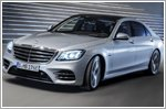 Mercedes-Benz presents new S560E plug-in hybrid