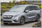 Honda Odyssey achieves highest safety ratings