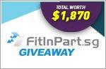 NiBK six-pot Big Brake Kit upgrade and car parts worth $1,870 to be won!
